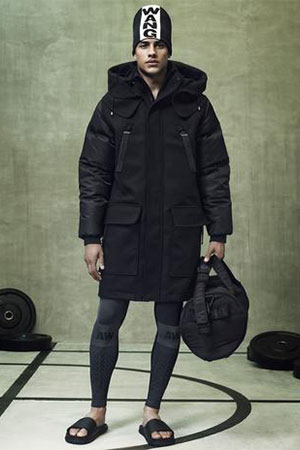 ALEXANDER WANG x H&M Fall/Winter 2014 Photos: style.com